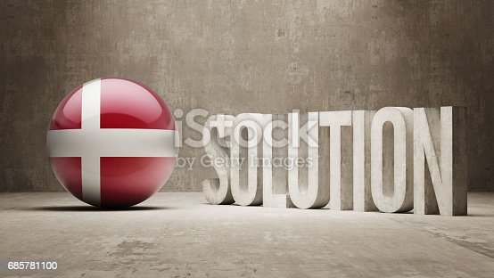 Solution Concept Stock Vector Art & More Images of Advice 685781100