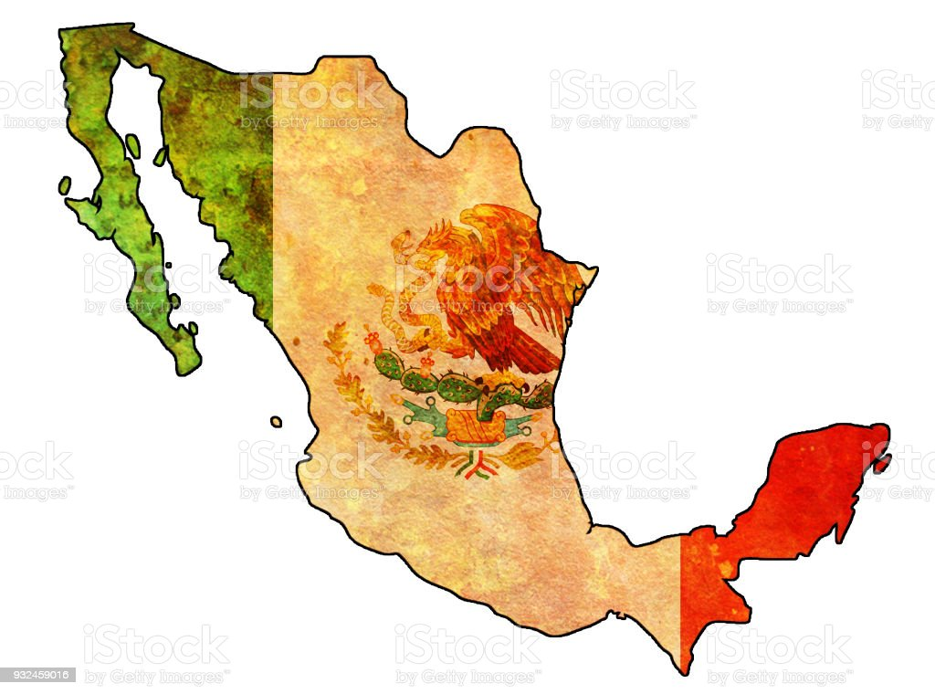 Vintage world map free vector clipart vector labs some very old grunge map of mexico stock vector art more images of rh istockphoto com vintage world map vector free download gumiabroncs Images