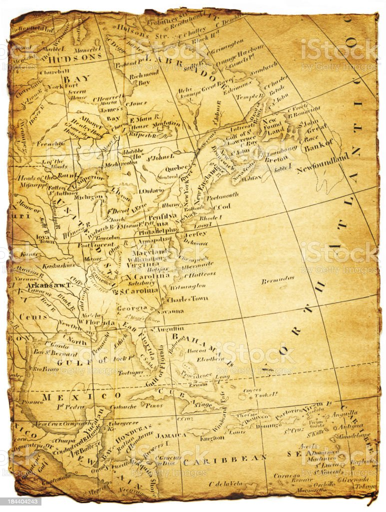 Amateur Radio Prefix Map Of Eastern Caribbean
