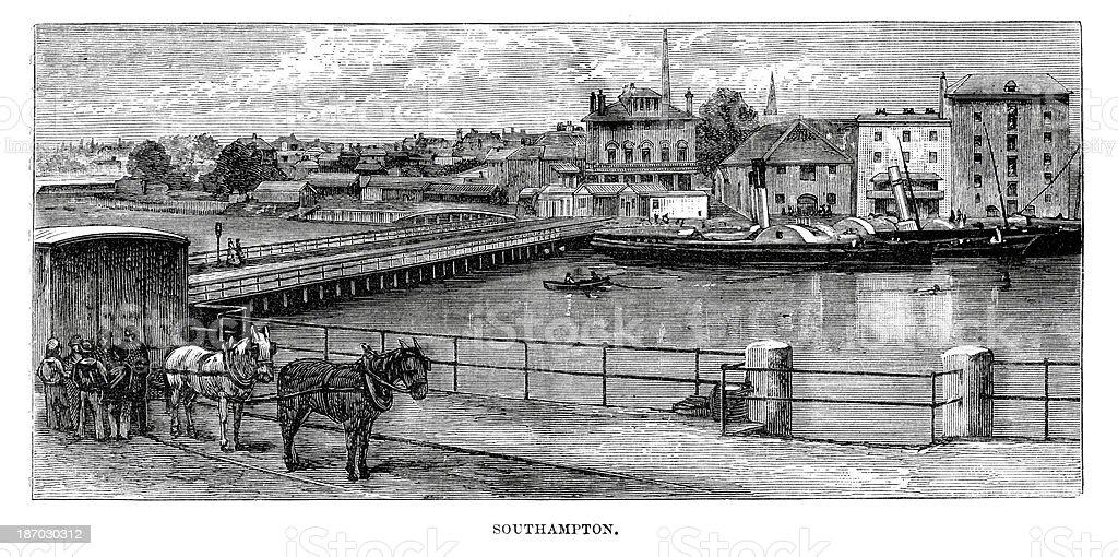 サザンプトン 19 世紀の - 19世...