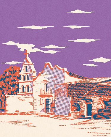 Spanish Mission Architecture
