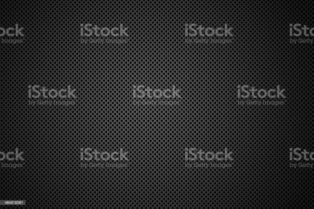 Speaker grid. vector art illustration