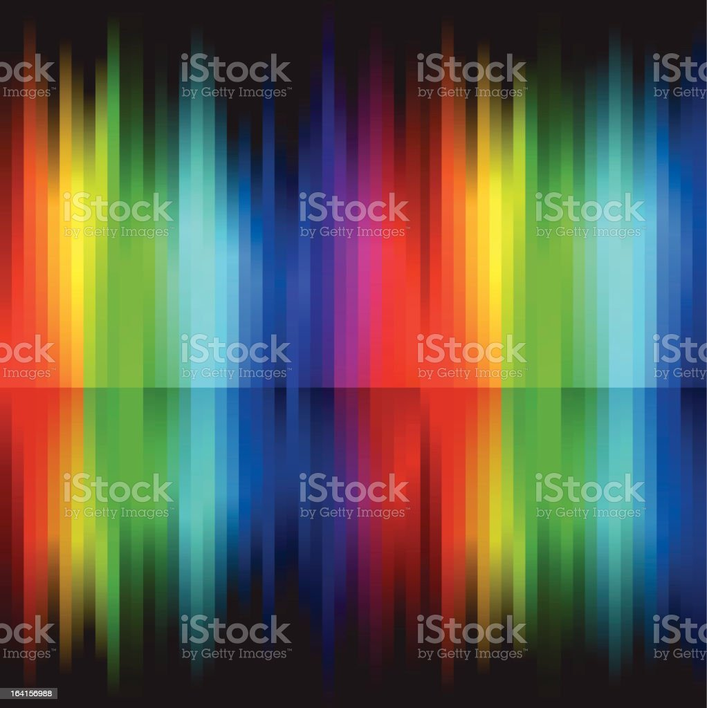 Spectrum royalty-free stock vector art