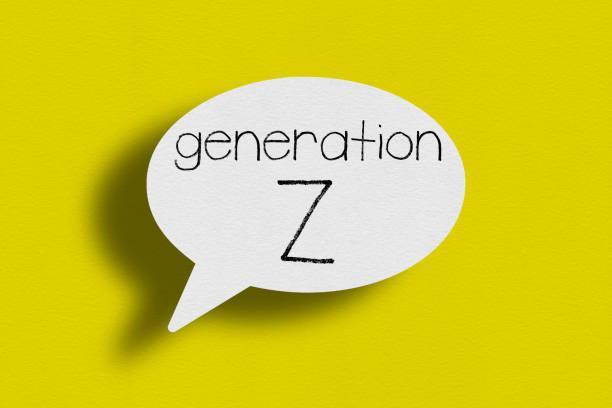 Generation speech is millennial what The Millennial