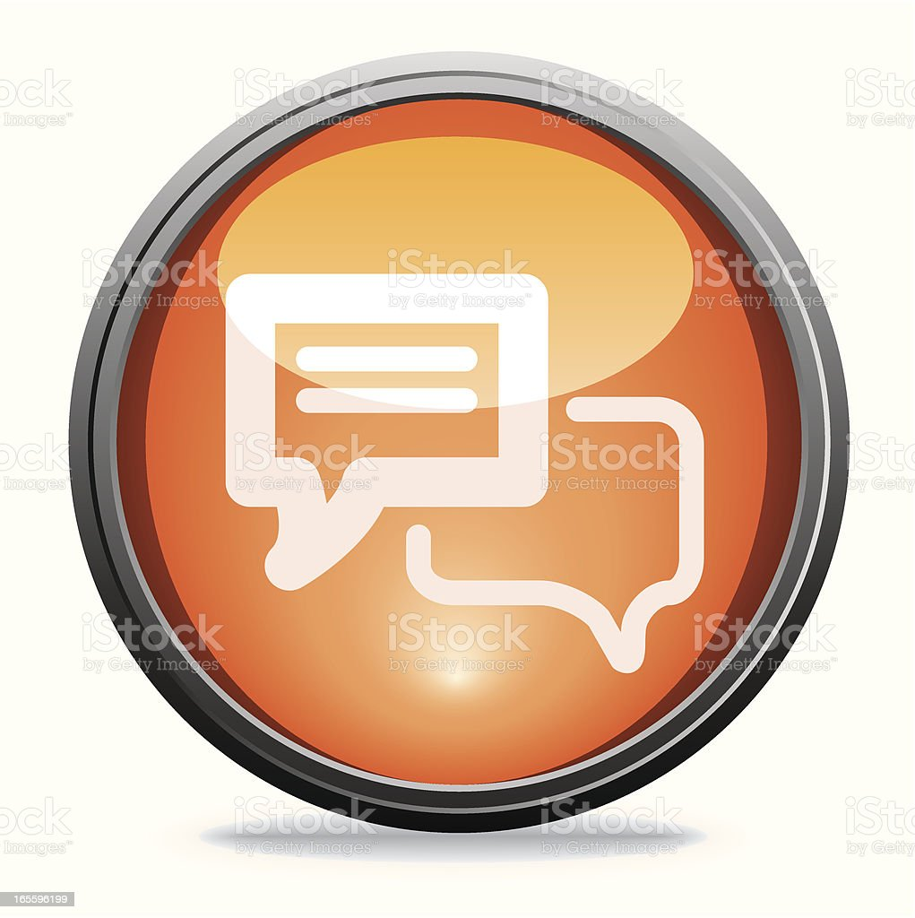 Speech Bubbles   Glass Collection royalty-free speech bubbles glass collection stock vector art & more images of circle