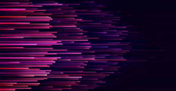 Speed lines technology Data connection abstract background.