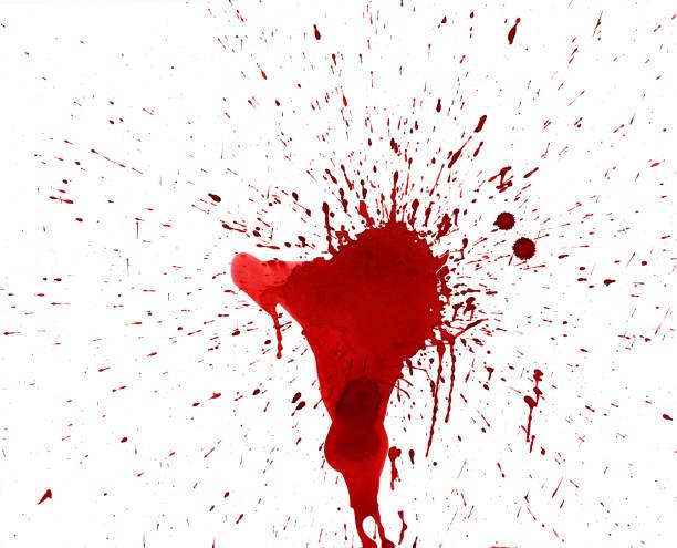 血しぶき イラスト素材 Istock