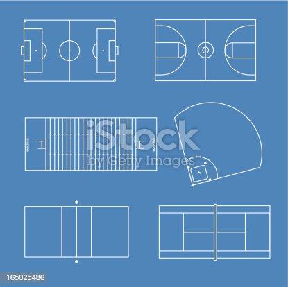 istock Sports Fields 165025486