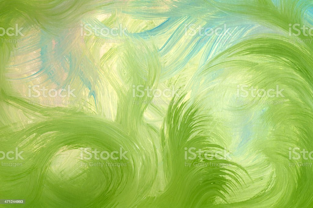 Spring abstract background royalty-free stock vector art