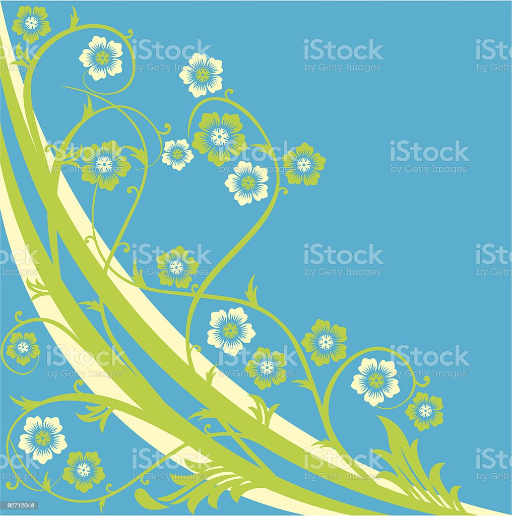 Spring background, vector royalty-free spring background vector stock vector art & more images of abstract