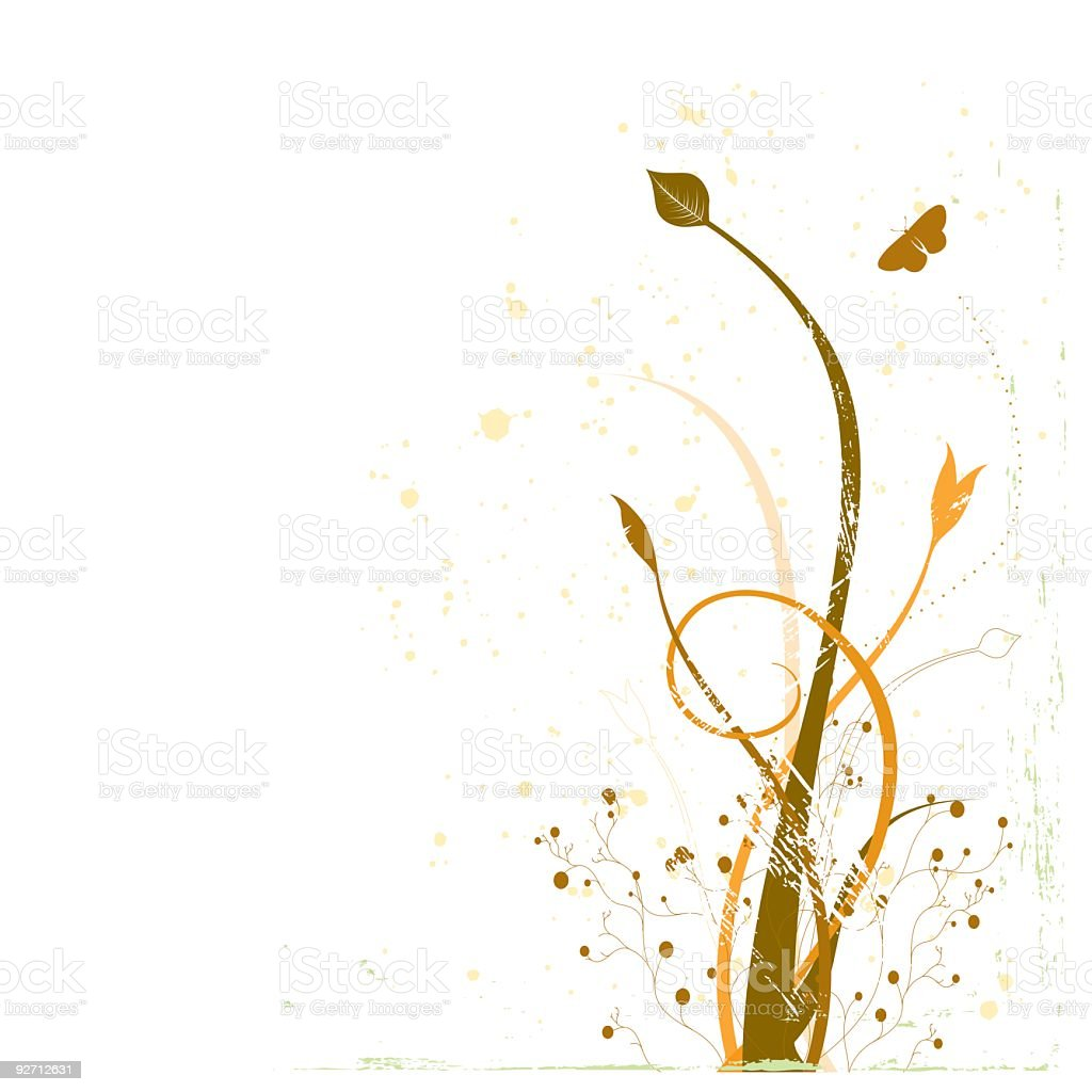 Spring Floral Background royalty-free spring floral background stock vector art & more images of abstract