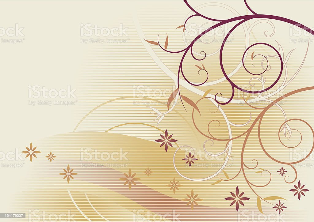 Spring flower spiral background royalty-free spring flower spiral background stock vector art & more images of abstract
