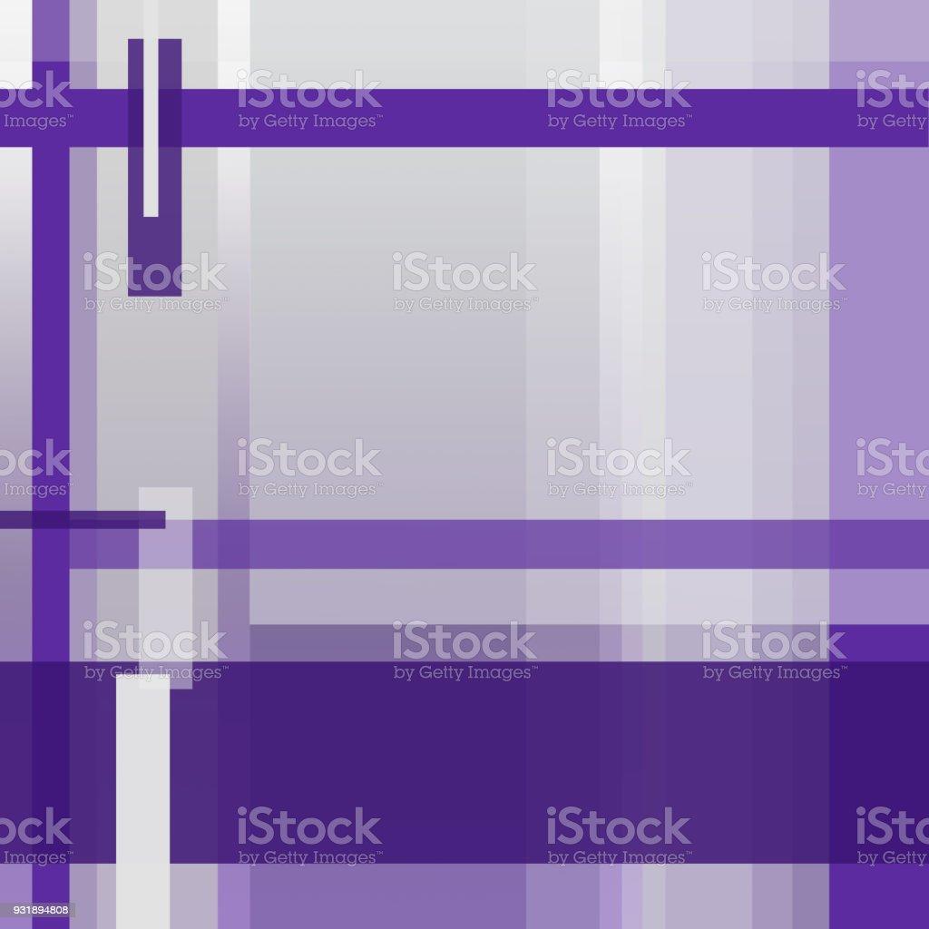 Ilustración de Cuadrado Geométrico Violeta Fondo Morado Y Gris ...