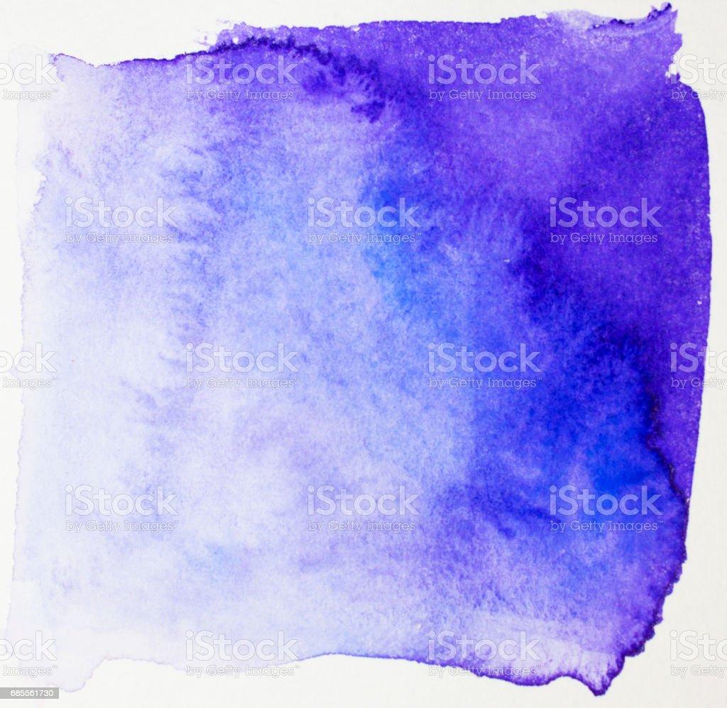 方形水彩背景 免版稅 方形水彩背景 向量插圖及更多 人工著色 圖片