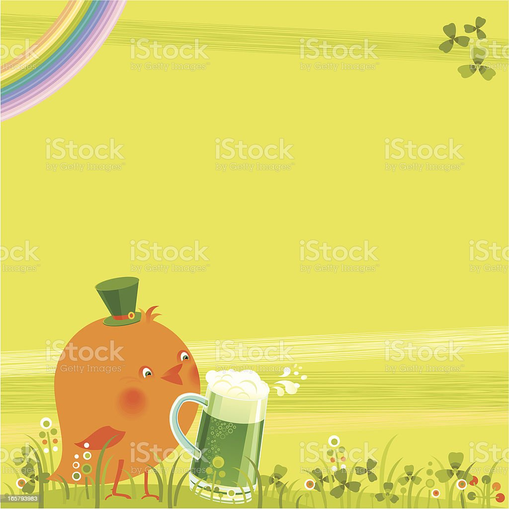 St. Patrick's Background royalty-free st patricks background stock vector art & more images of abstract