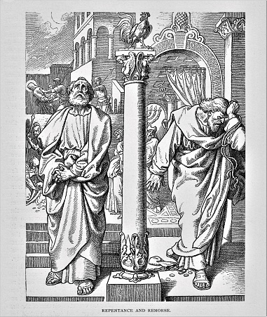 St. Peter Repents