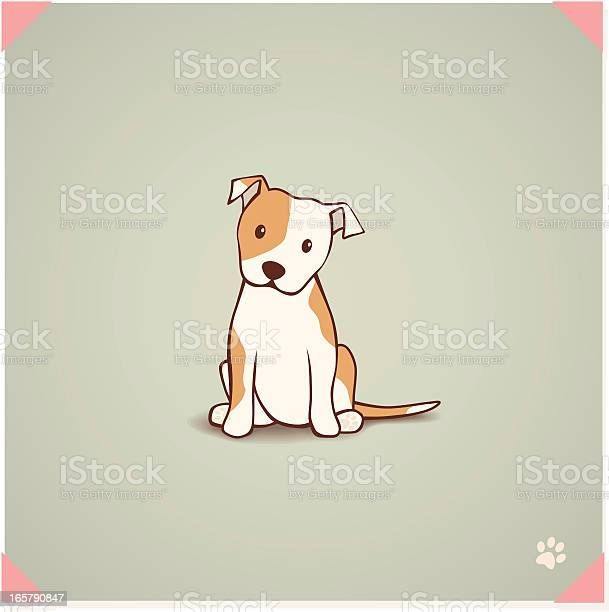 Staffordshire bull terrier puppy illustration id165790847?b=1&k=6&m=165790847&s=612x612&h=ohgpeyc uq4i5ahfdew6yfn kbzd4 j pevgqzqhcm0=