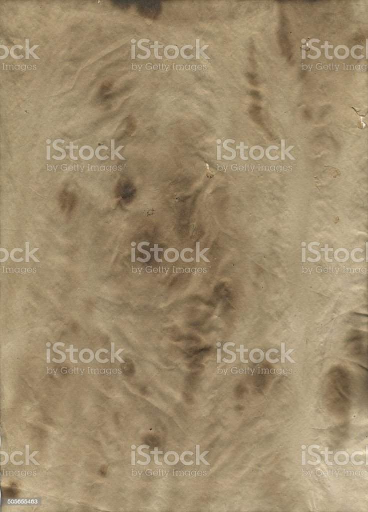 Stained old paper texture royalty-free stained old paper texture stock vector art & more images of blank