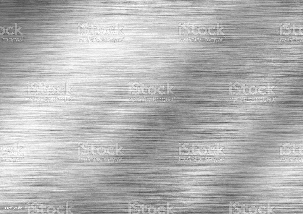 Acero inoxidable - ilustración de arte vectorial