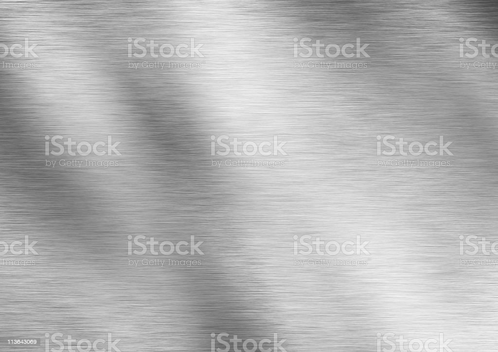 Stainless steel texture | XXL royalty-free stock vector art