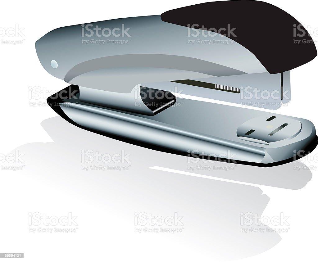 stapler royalty-free stapler stok vektör sanatı & arka planlar'nin daha fazla görseli