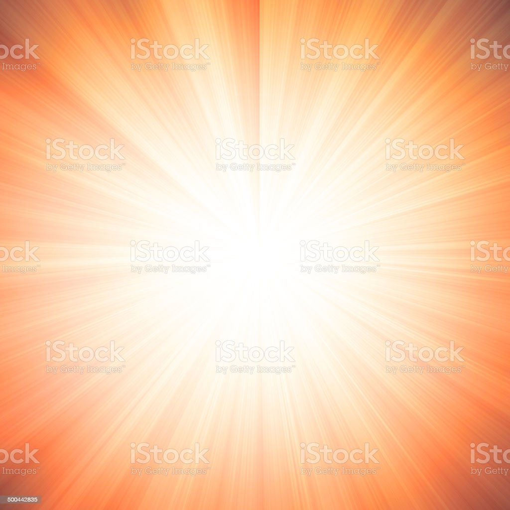Star Burst Background royalty-free stock vector art