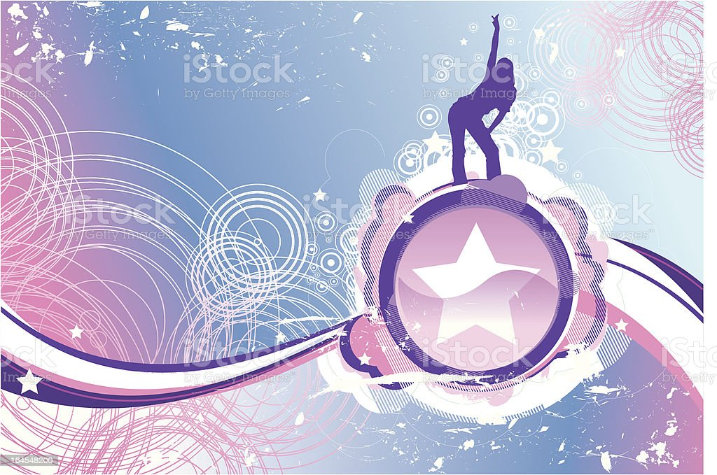 Star girl royalty-free star girl stock vector art & more images of activity