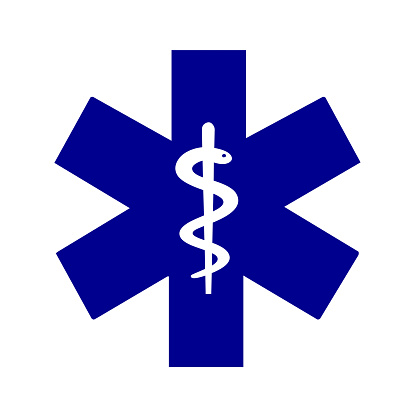 Star of life medical symbol