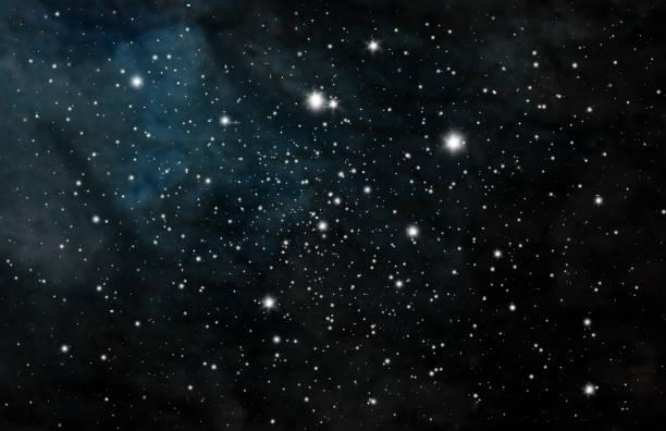 illustrations, cliparts, dessins animés et icônes de étoiles et galaxy espace fond de ciel de nuit - ciel etoile