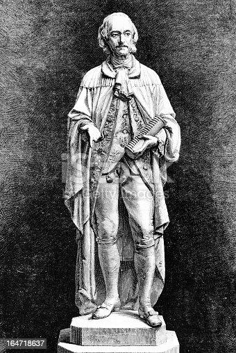 istock Statue of Alessandro Volta 164718637