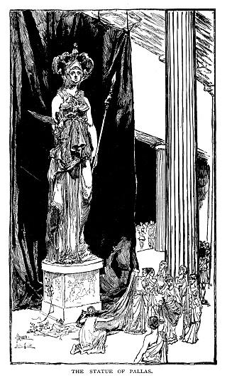 Statue of Pallas