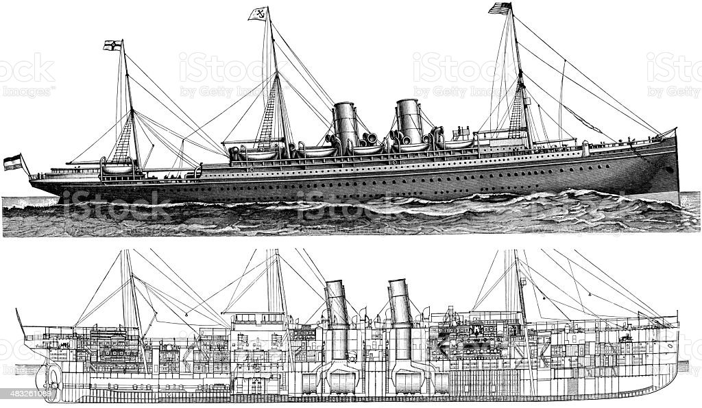 steamship royalty-free steamship stock vector art & more images of antique