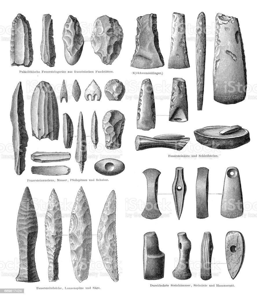Stone Age Art And Craft Ideas