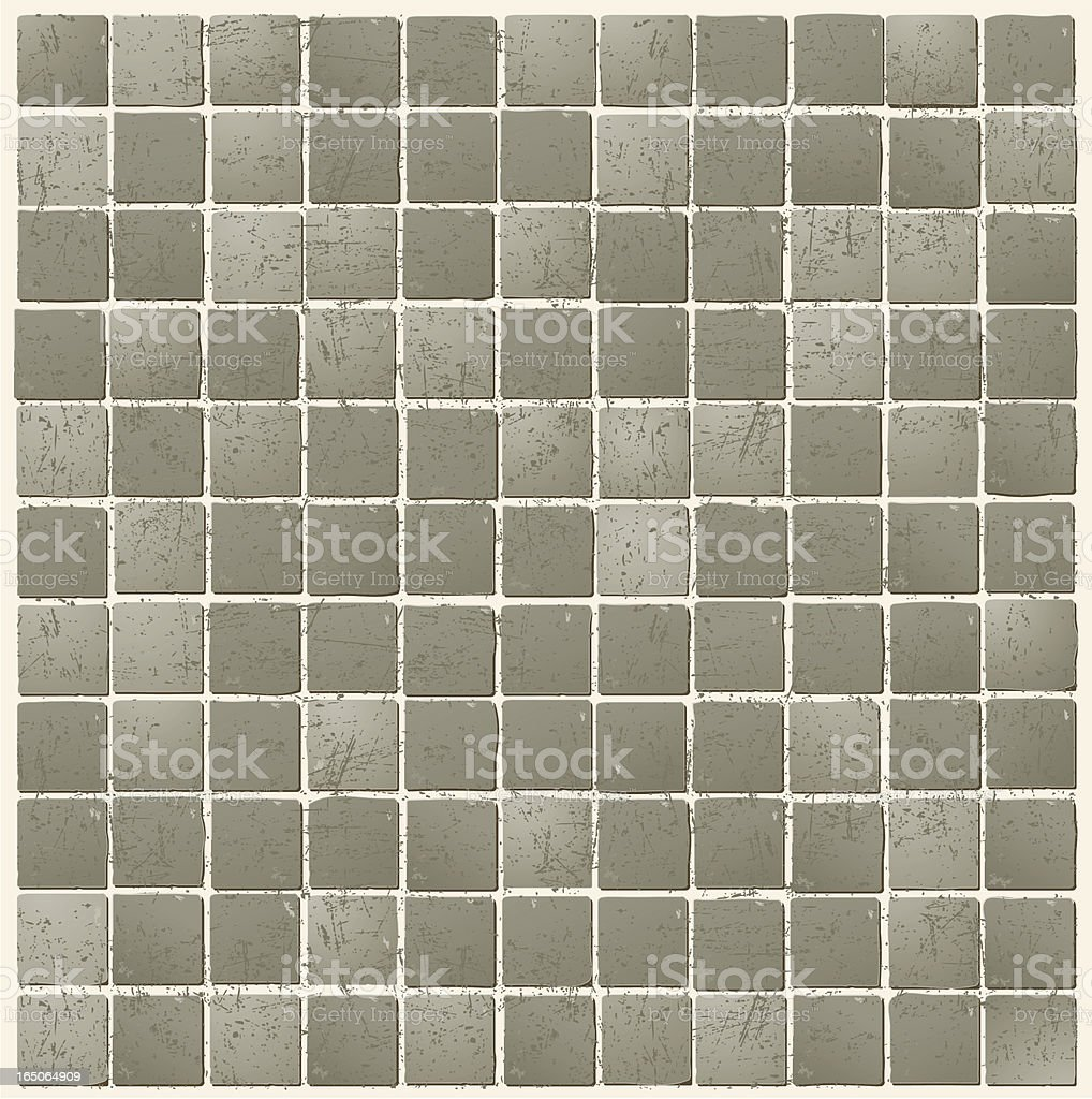 Stone tiles royalty-free stock vector art