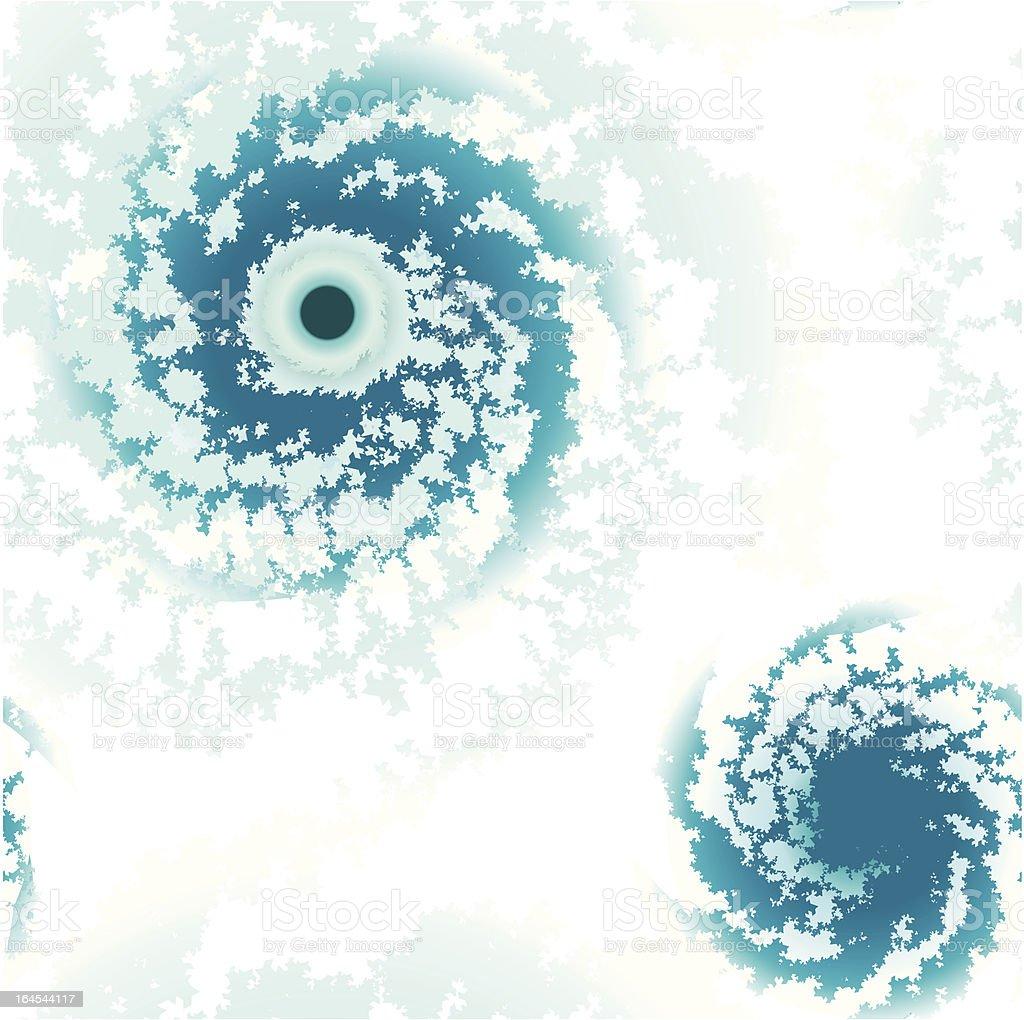 Storm seamless vector wallpaper vector art illustration