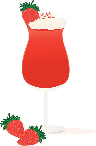 Top 60 Strawberry Daiquiri Clip Art, Vector Graphics and ...