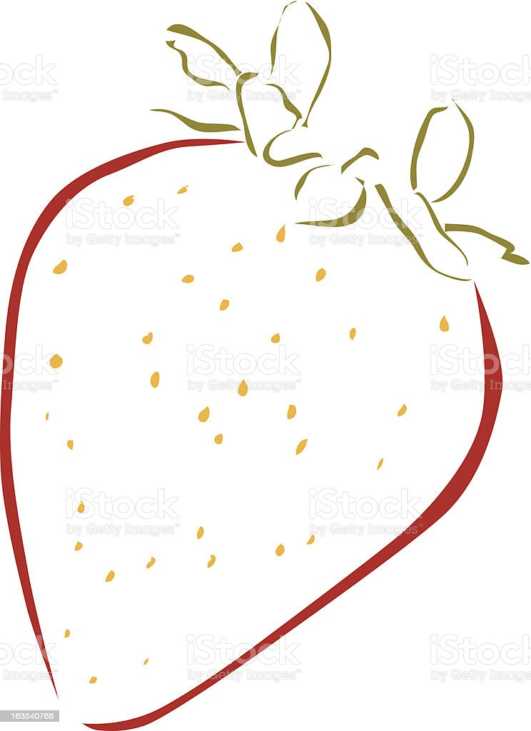 strawberry illustration royalty-free strawberry illustration stock vector art & more images of berry fruit