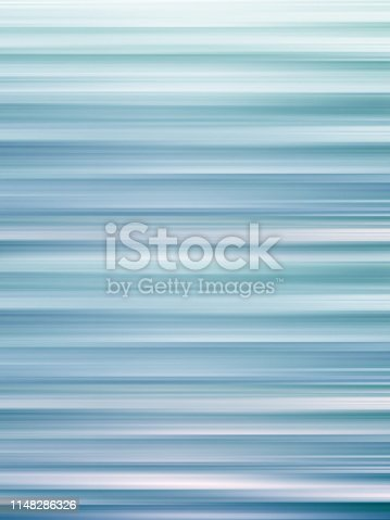 1010238190 istock photo Striped background, soft gradient. Blue, teal, white speed lines. Textured surface. Modern abstract design concept 1148286326