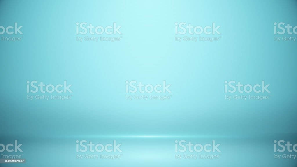 Studio room Blurred background Soft gradient pastel. With lighting Well use as Business backdrop, Template mock up for display of product - Zbiór ilustracji royalty-free (Abstrakcja)