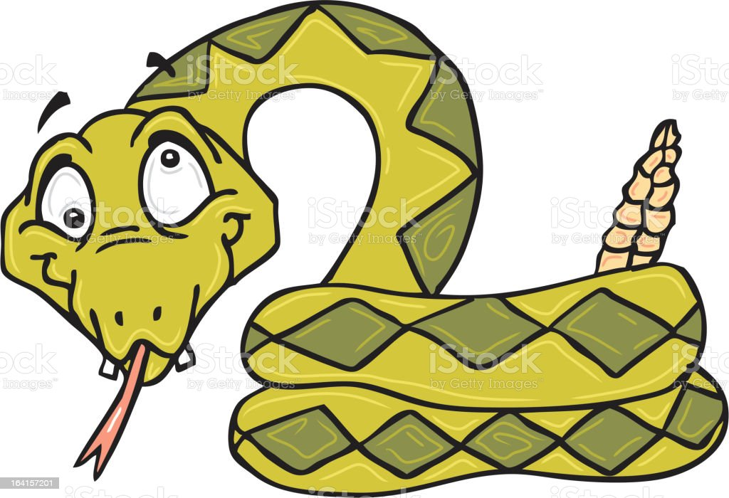 Stupid Snake royalty-free stupid snake stock vector art & more images of animal