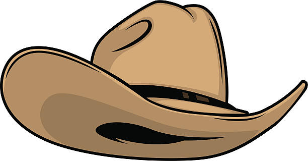 Royalty Free Cowboy Hat Clip Art, Vector Images ...