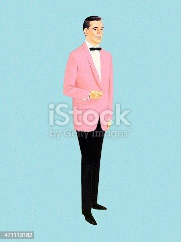 Elegante hombre