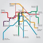 Subway convenience