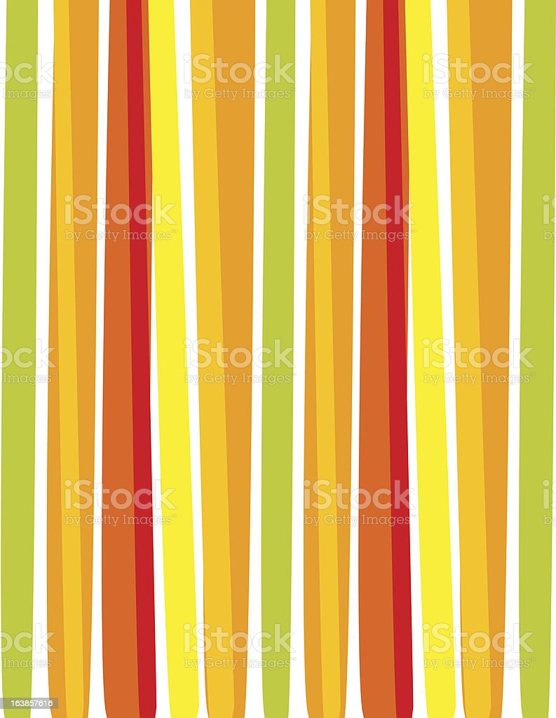 Summer background with stripes royalty-free stock vector art