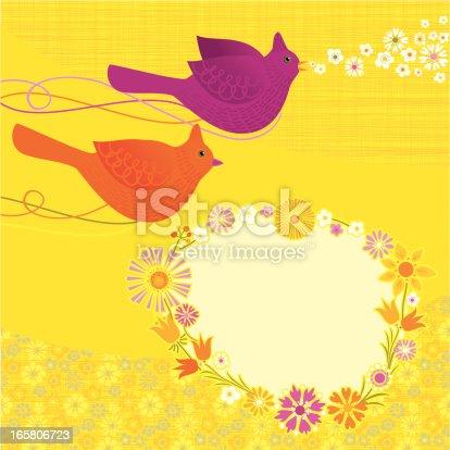 istock Summer Birds (Invitation) 165806723