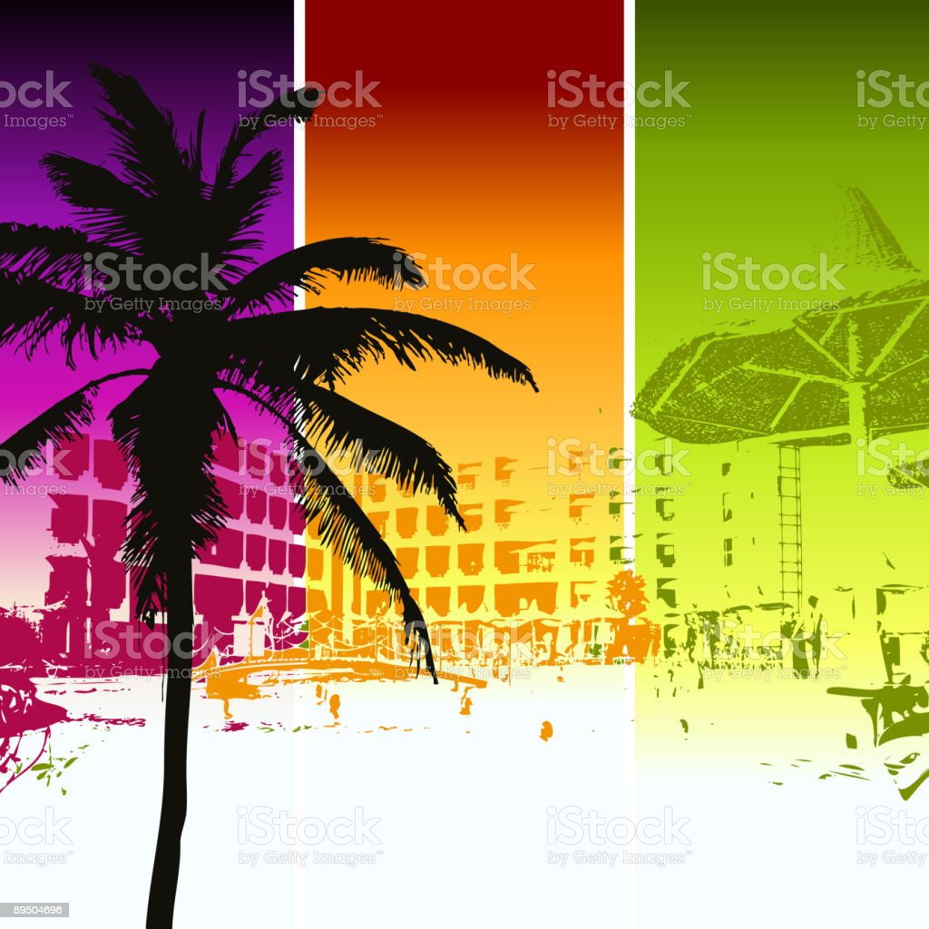 Summer holiday royalty-free summer holiday stock vector art & more images of backgrounds