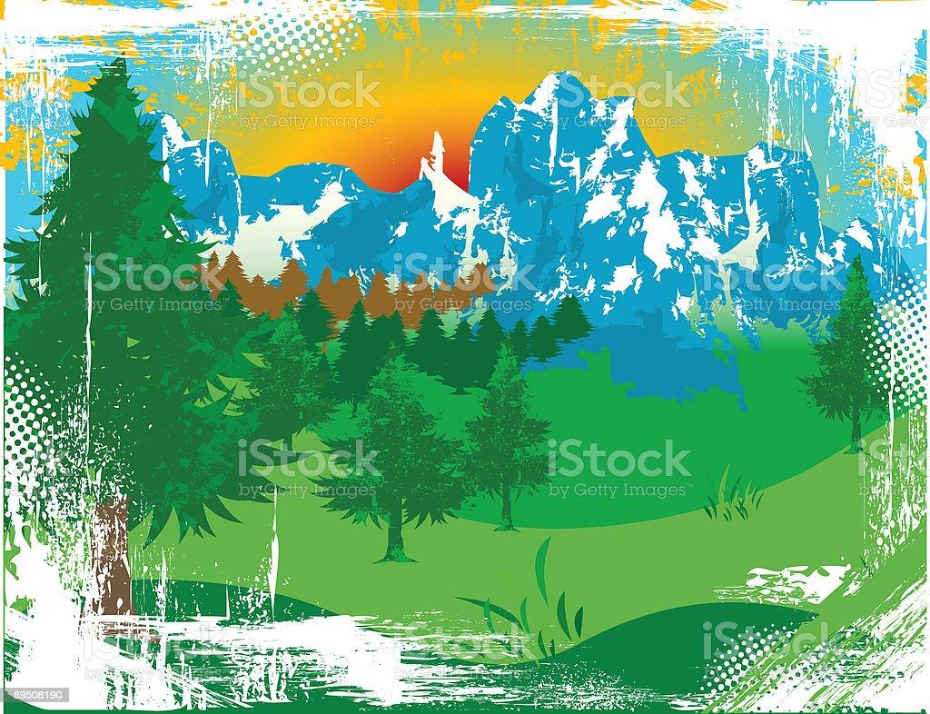 Summer Scene royalty-free summer scene stock vector art & more images of art