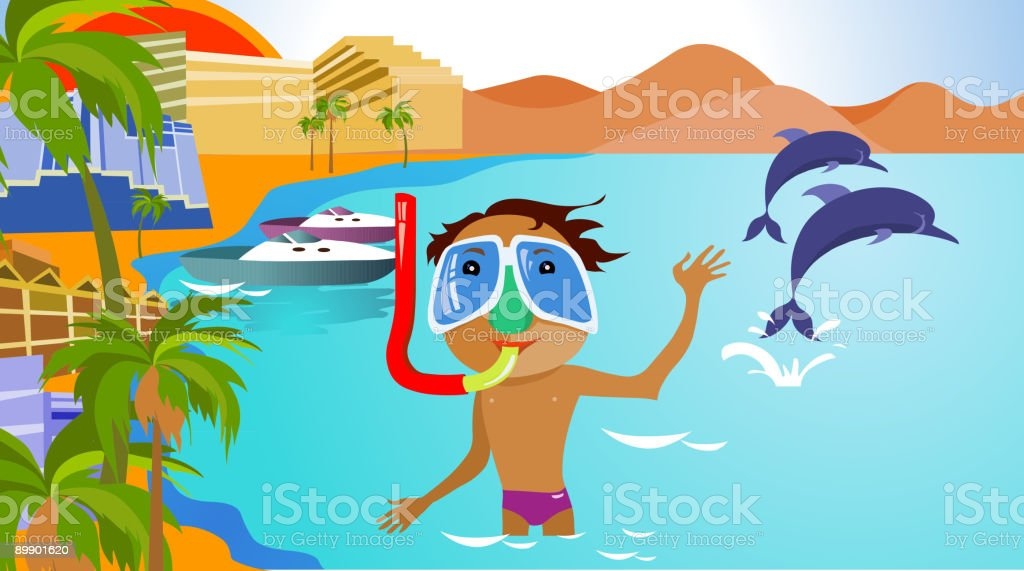 summer vacation royalty-free summer vacation stock vector art & more images of adult