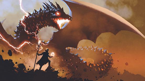 summoning the dragon