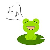 Sung frog